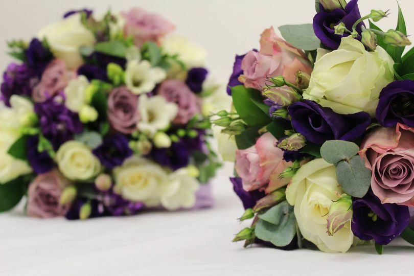 Arranged Flowers