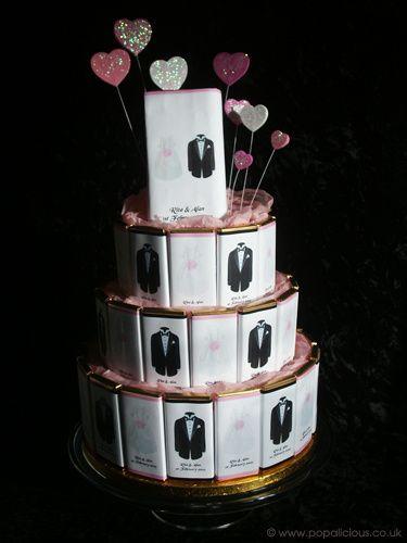 Novel cake
