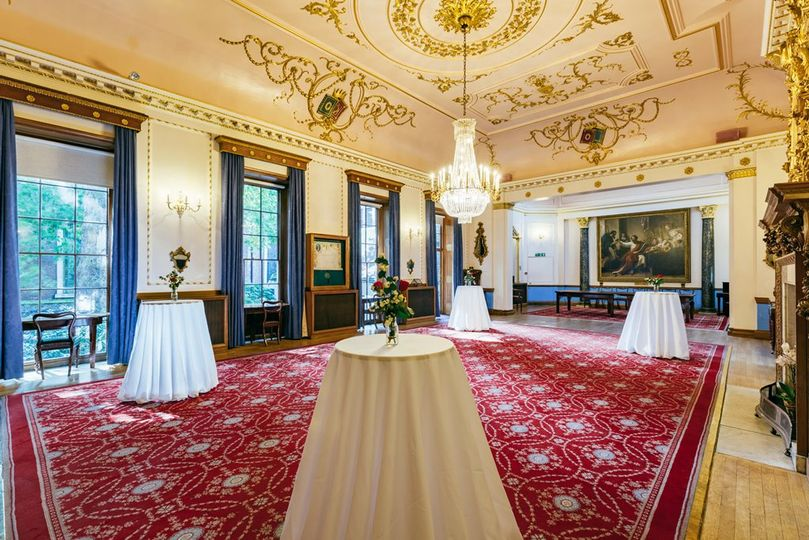 Court Room reception