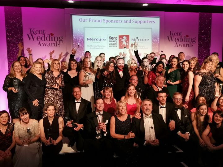 RockPins Kent Wedding awards