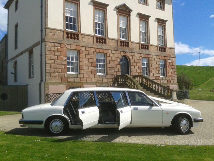 1994 Daimler XJ limo