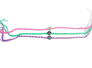 Friendship Bracelet For The Younger Guests