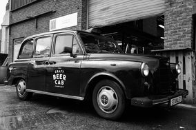 The Craft Beer Cab Company - Bar Hire