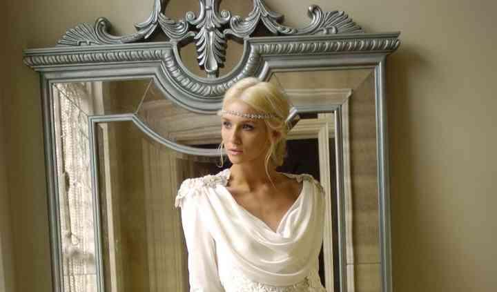 Sharon Bowen Couture At Anna McDonald Bridal Gallery
