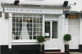 Anna McDonald Bridal Gallery