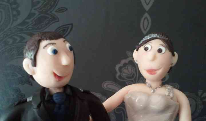 Cake Toppers by Sophie