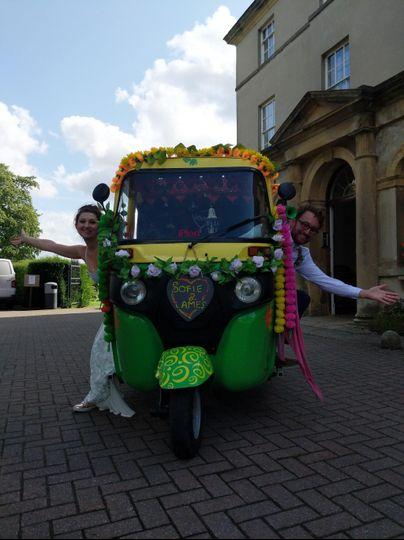 Weddingtuktuk.com
