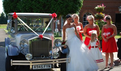 Calypso Wedding Cars