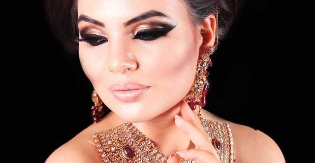Arabic Make Up From Javeys Bridal Makeup Academy Photos