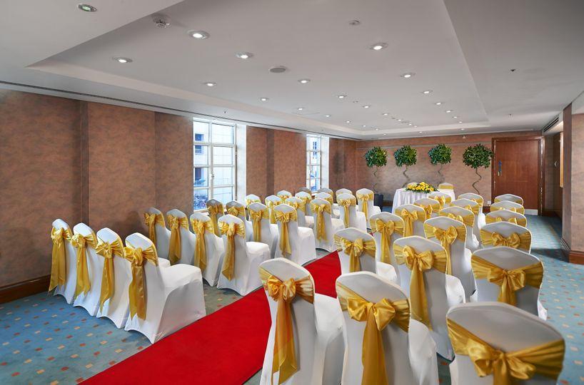 Wedding Reception From Hilton Cardiff Photo 6
