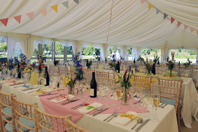 Marquees for larger  numbers