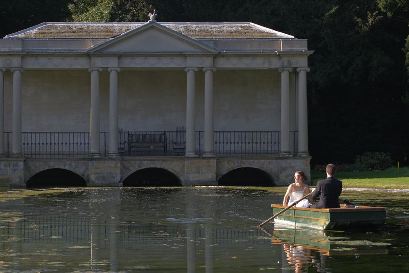 The Lake and Palladian Bridge