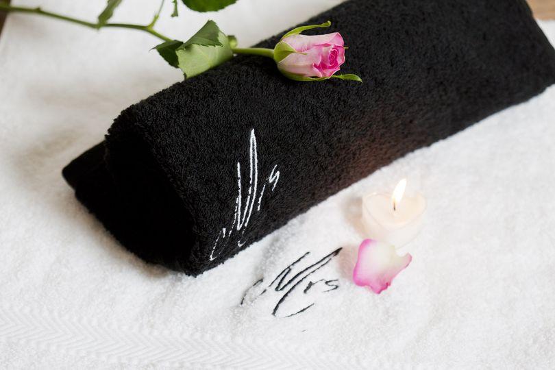 Mrs &Mrs Hand Towels