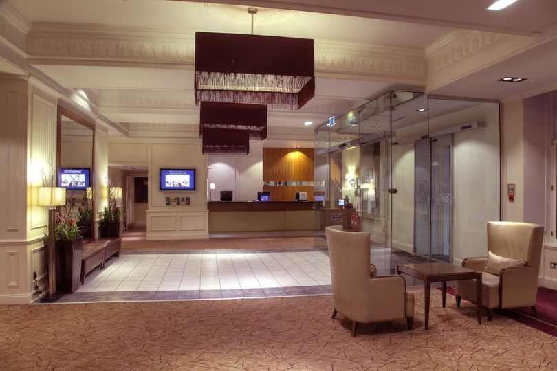 Hilton edinburgh grosvenor for Hilton garden inn edinburgh in