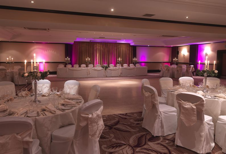 Roseberry suite wedding setup3 from hilton edinburgh grosvenor photo 9 hilton edinburgh grosvenor junglespirit Images