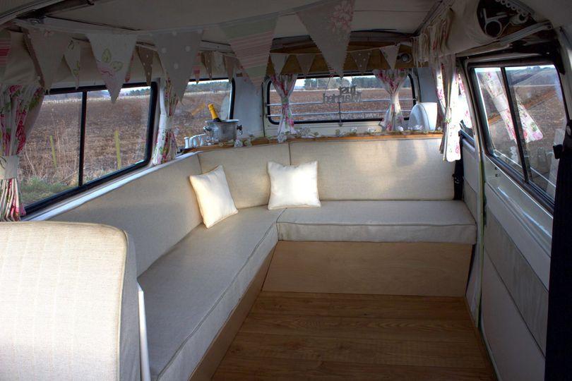 Moomin 6 seater interior