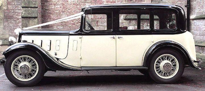 Classic 1935 Austin Hertford