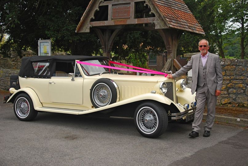 Ray and his Beauford