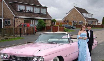 American 50s Car Hire