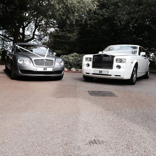 Bentley Wedding Car Packages In Milton Keynes From Wedding: BR Prestige Vehicle Hire