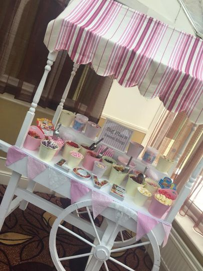 Sweets Bar - Wedding