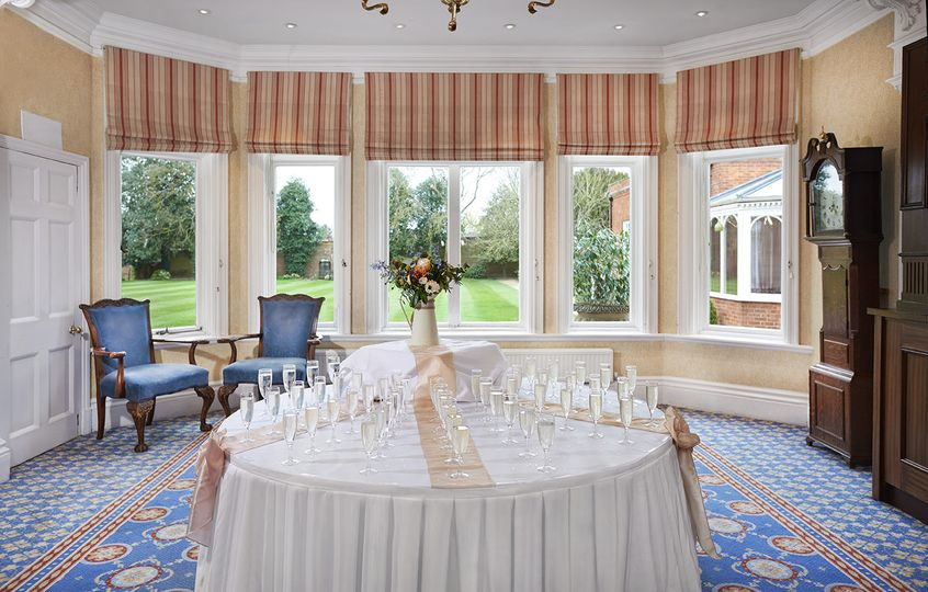 Drinks Reception - Manor House