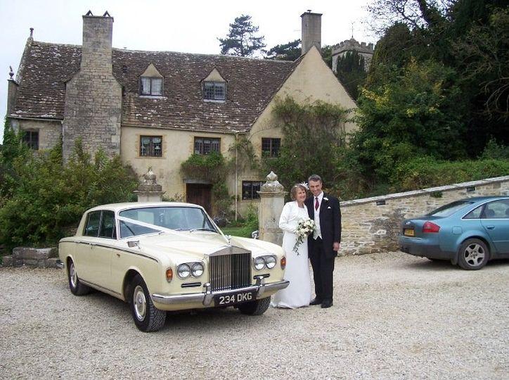 Rolls Royce Shadow I