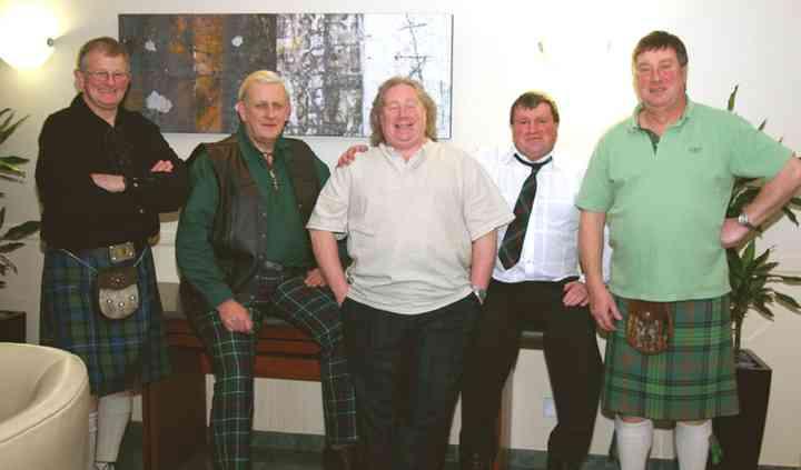 Whigmaleerie Ceilidh Dance Band