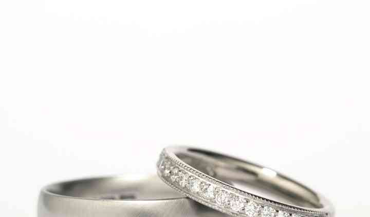 The Occasional Goldsmith platinum bands