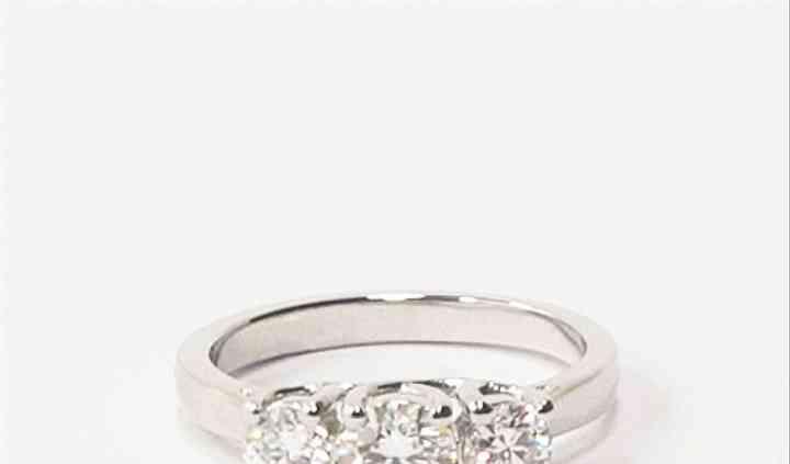 The Occasional Goldsmith platinum diamonds