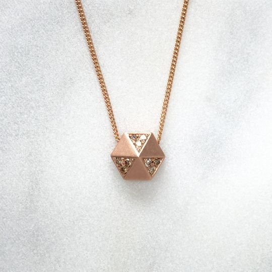 The Occasional Goldsmith rose gold