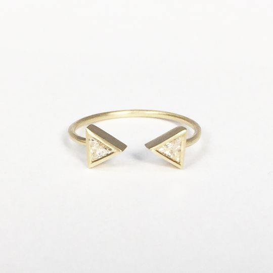 The Occasional Goldsmith yellow gold