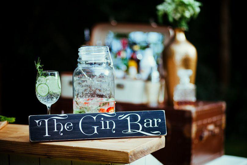 Niche Bar - Gin Bar