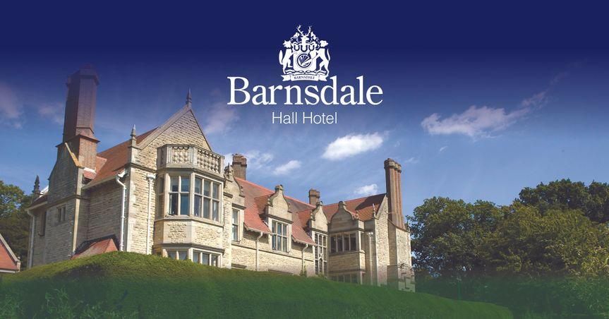 Barnsdale Hall Hotel