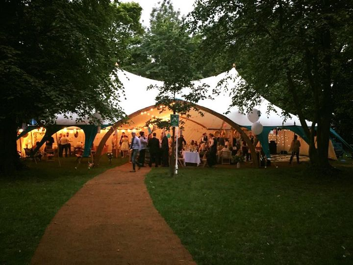 Wedding. Curious Tent Hire & Arched wedding tent from Curious Tent Hire | Photos