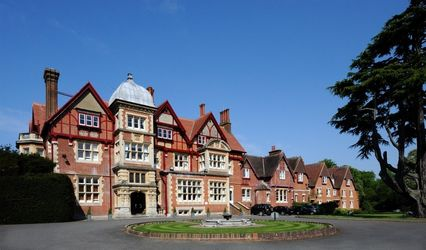 Pendley Manor Hotel & Spa