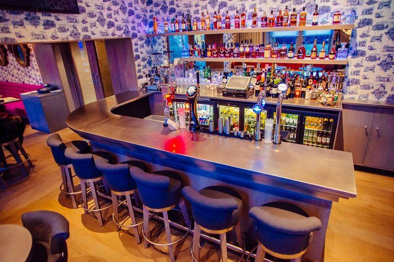 Forrester Bar