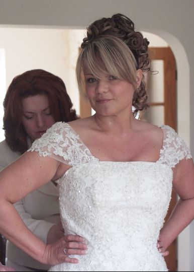 Jane with Bride