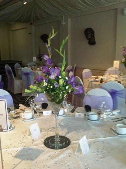 Wedding In Mauve