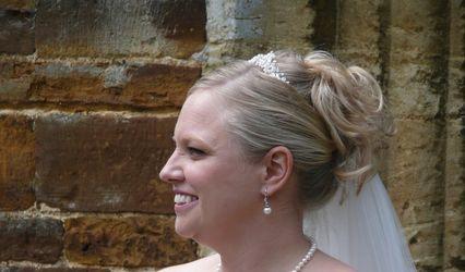 Lucy Wedding Hair