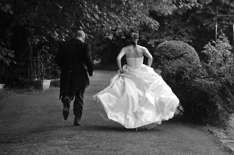 Dan & Erika Surrey Wedding