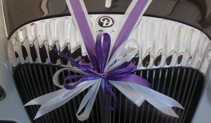Alnwick Wedding Cars 1