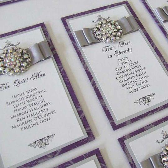 Wedding Table Plans