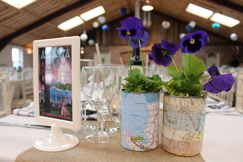 Owen's Wedding Barn