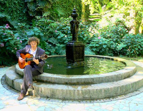 David Buckingham - Guitarist