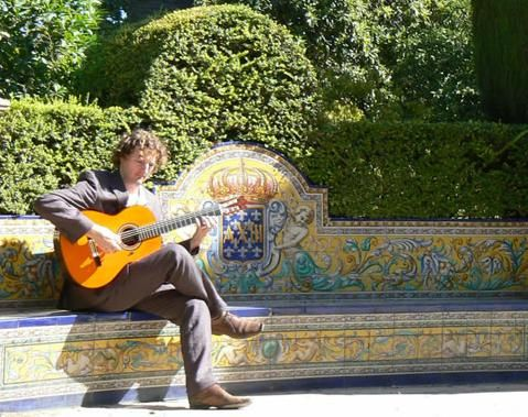 Beautiful guitar music for your big day