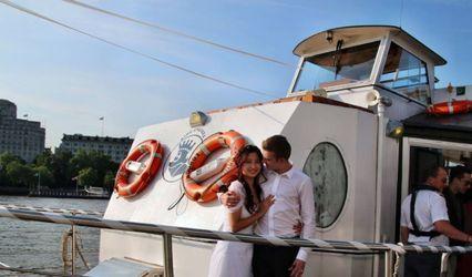 Thames River Wedding Boats