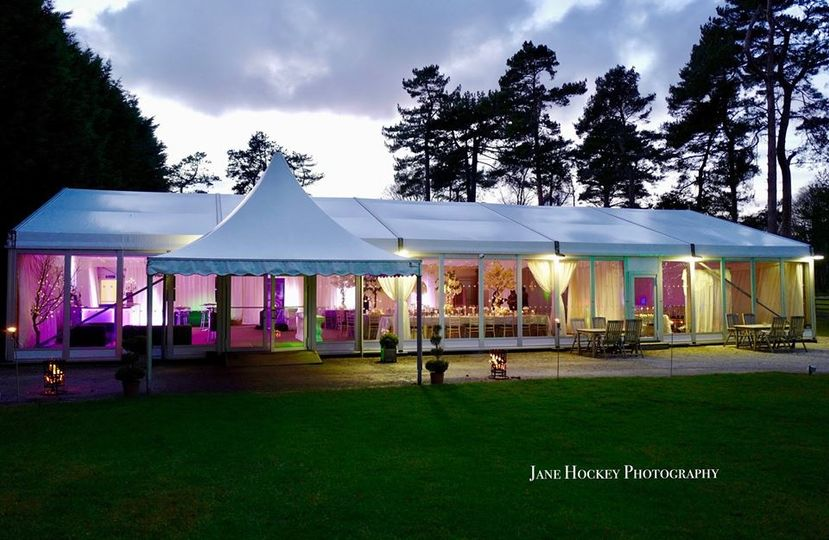 The Waterside Marquee