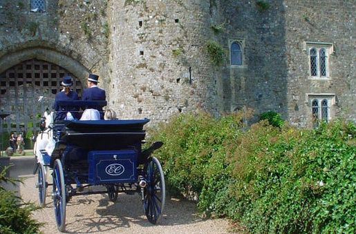 Spacious carriage