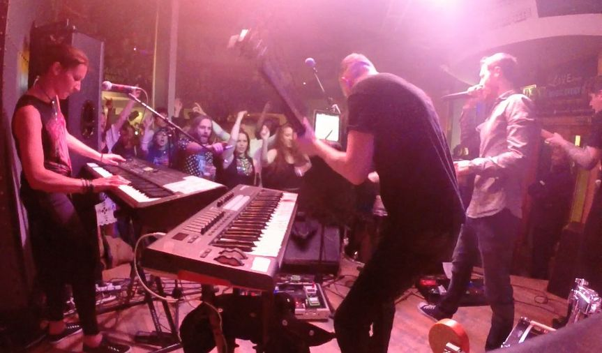 Rocking a Live Music Venue
